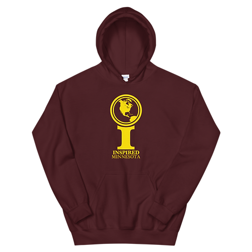 Inspired Minnesota Icon Unisex Hoodie
