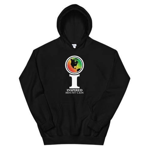 Inspired Mount Cain Classic Icon Unisex Hoodie