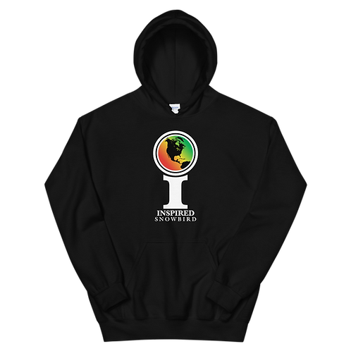 Inspired Snowbird Classic Icon Unisex Hoodie