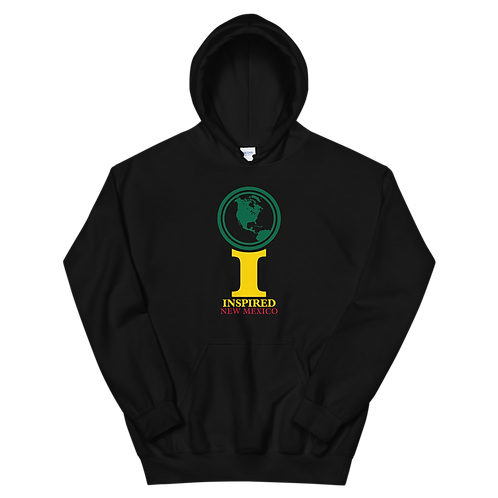 Inspired New Mexico Classic Icon Unisex Hoodie