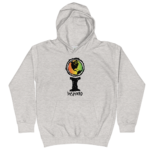 Inspired Icon Crayon Kids Hoodie