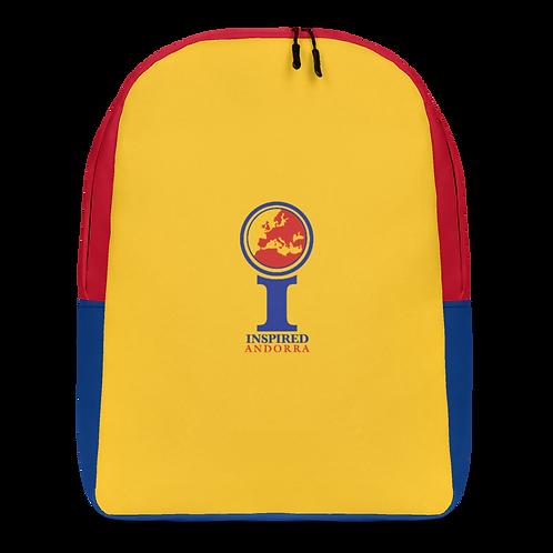 Inspired Andorra Minimalist Backpack