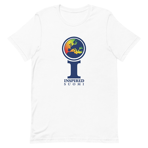 Inspired Suomi (Finland) Classic Icon Unisex T-Shirt