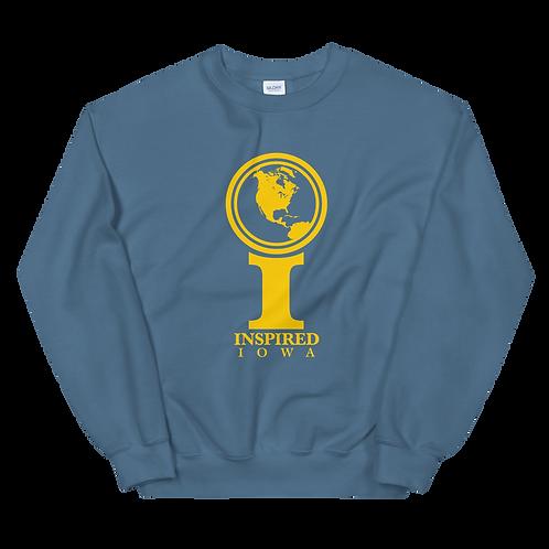 Inspired Iowa Classic Icon Unisex Sweatshirt
