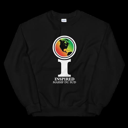 Inspired Massif Du Sud Classic Icon Unisex Sweatshirt