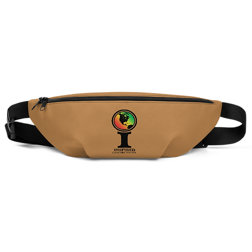 Inspired Connecticut Classic Icon Fanny Pack