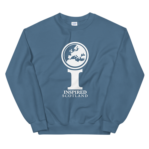 Inspired Scotland Classic Icon Unisex Sweatshirt