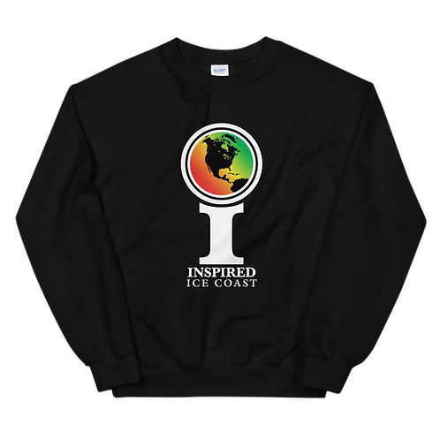 Inspired Ice Coast Classic Icon Unisex Sweatshirt