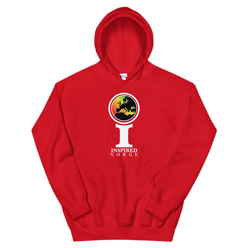 Inspired Norge (Norway) Classic Icon Unisex Hoodie