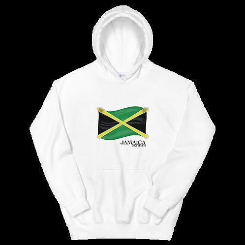 Inspired Jamaica Ski Team Unisex Hoodie