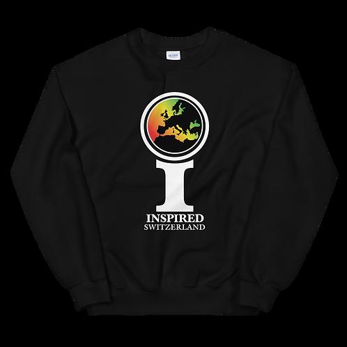 Inspired Switzerland Classic Icon Unisex Sweatshirt