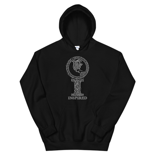 Inspired North America Classic Icon - Ganja Unisex Hoodie