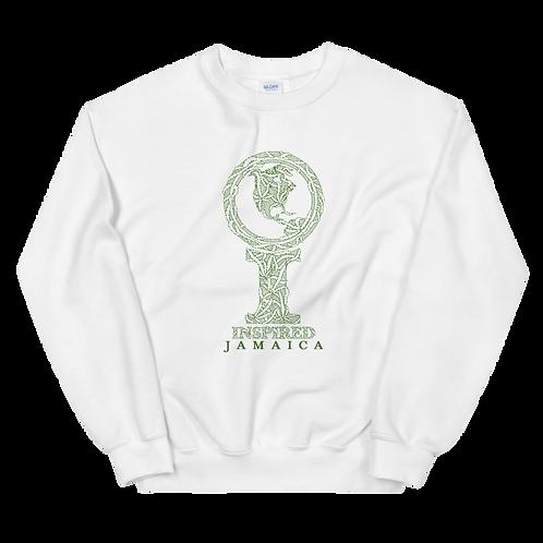 Inspired Jamaica Ganja Icon Unisex Sweatshirt
