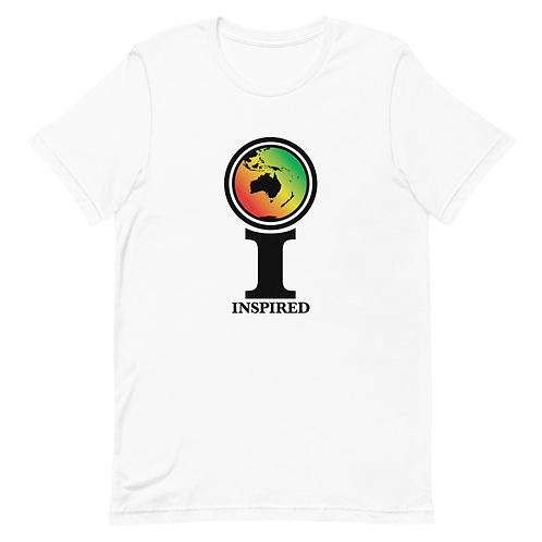Inspired Oceania Classic Icon Unisex T-Shirt