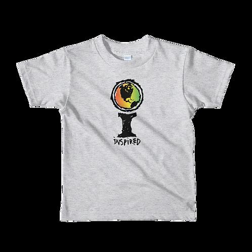 Inspired Icon Crayon Kids T-Shirt