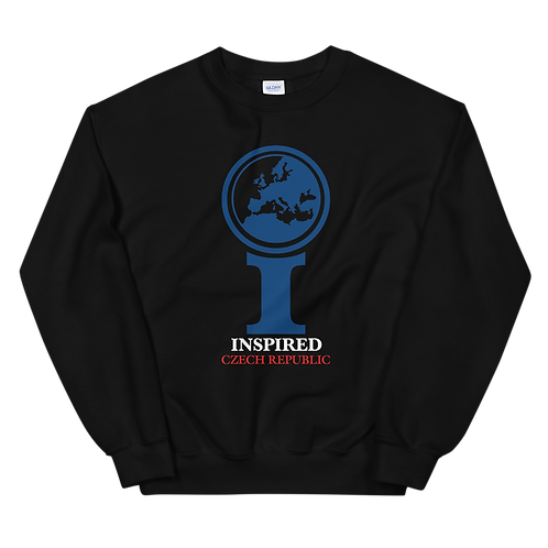 Inspired Czech Republic Classic Icon Unisex Sweatshirt