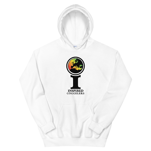 Inspired Cöggelers Classic Icon Unisex Hoodie
