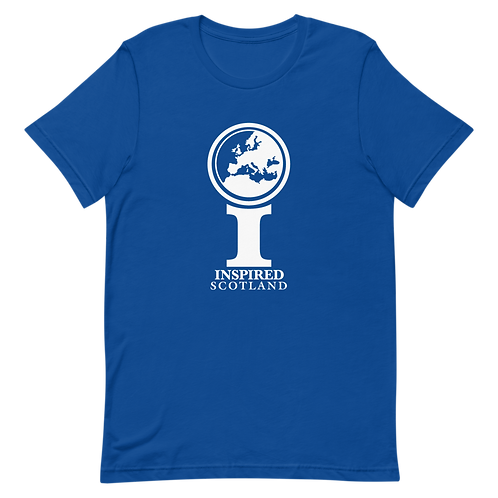 Inspired Scotland Classic Icon Unisex T-Shirt