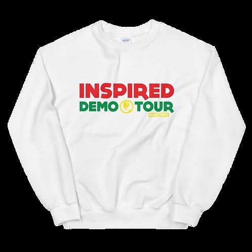 Inspired Demo Tour Unisex Sweatshirt