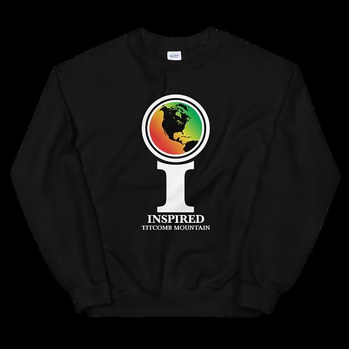 Inspired Titcomb Mountain Classic Icon Unisex Sweatshirt