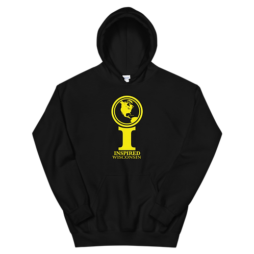 Inspired Wisconsin Classic Icon Unisex Hoodie