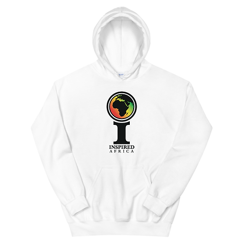 Inspired Africa Classic Icon Unisex Hoodie