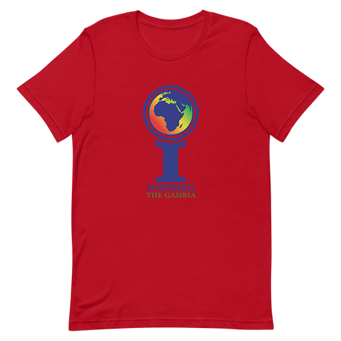 Inspired The Gambia Classic Icon Unisex T-Shirt