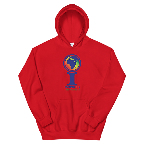 Inspired The Gambia Classic Icon Unisex Hoodie