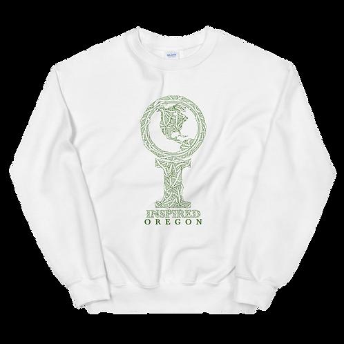 Inspired Oregon Ganja Icon Unisex Sweatshirt