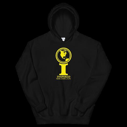 Inspired Michigan Classic Icon Unisex Hoodie