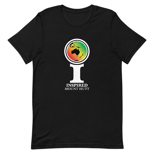 Inspired Mount Hutt Classic Icon Unisex T-Shirt