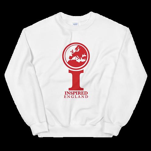 Inspired England Classic Icon Unisex Sweatshirt