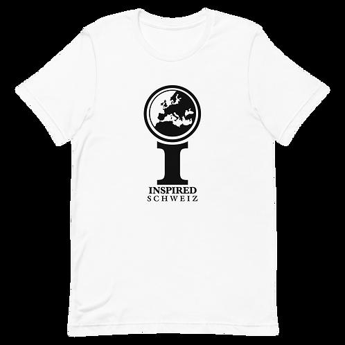 Inspired Schweiz (Switzerland) Classic Icon Unisex T-Shirt