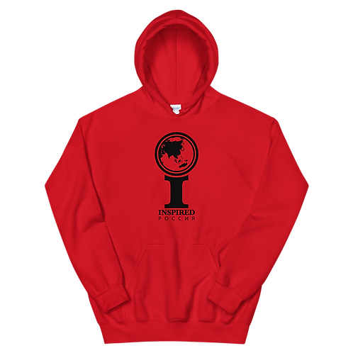 Inspired Россия (Russia) Classic Icon Unisex Hoodie