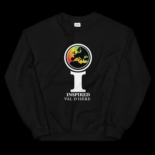 Inspired Val d'Isère Classic Icon Unisex Sweatshirt