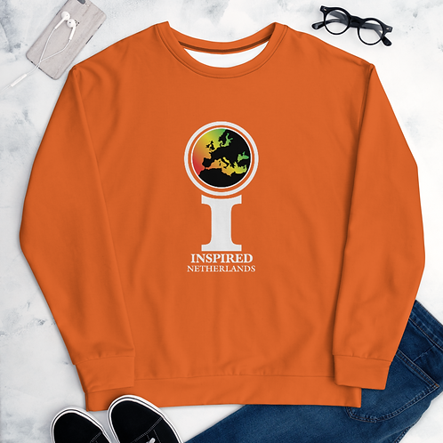 Inspired Netherlands Classic Icon Unisex Sweatshirt