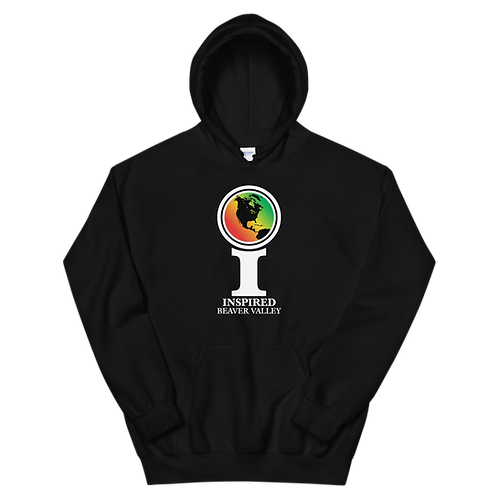 Inspired Beaver Valley Classic Icon Unisex Hoodie