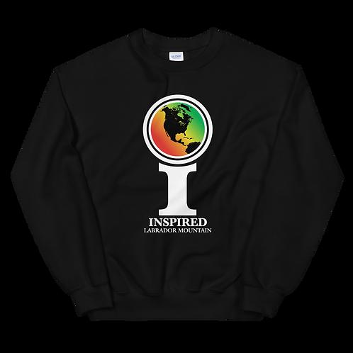 Inspired Labrador Mountain Classic Icon Unisex Sweatshirt