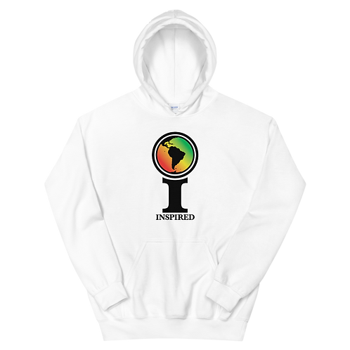 Inspired South America Classic Icon Unisex Hoodie