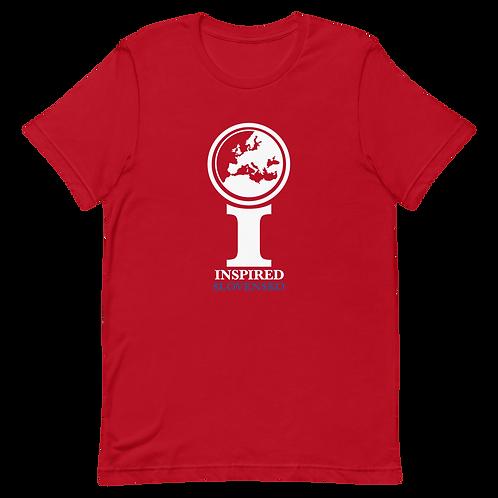 Inspired Slovensko (Slovakia) Classic Icon Unisex T-Shirt