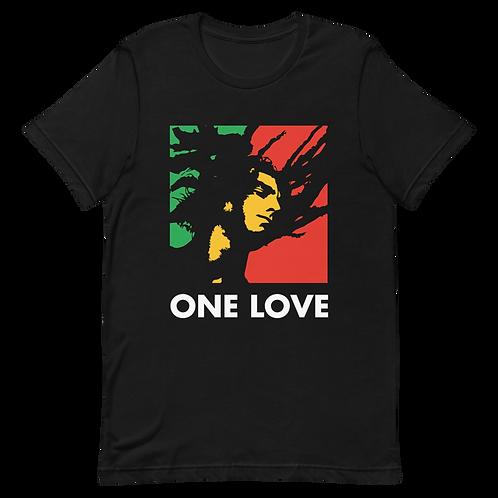 "Inspired ""ONE LOVE"" Unisex T-Shirt"
