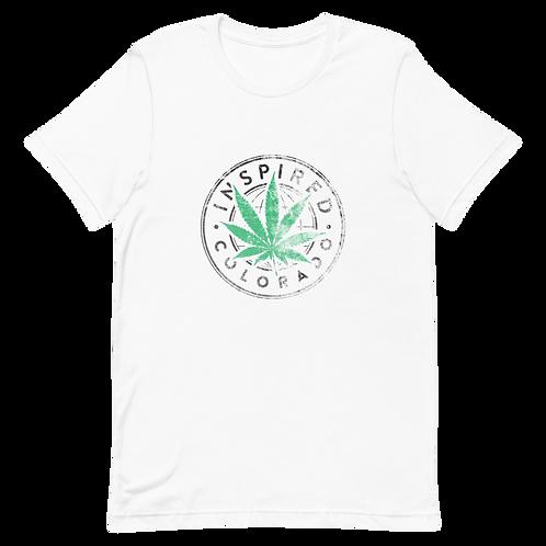 Inspired Colorado Signature Unisex T-Shirt
