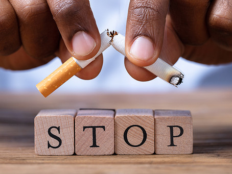 May Tobacco Cessation Classes
