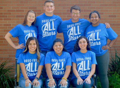 Diboll ISD Drug-Free All Stars 2019-2020