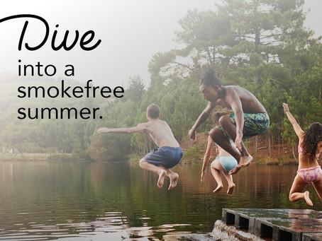 Start Your Smoke-Free Summer!