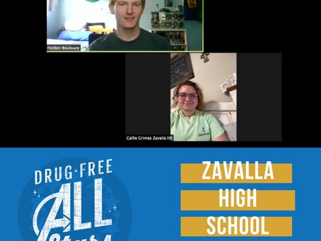 Drug-Free All Stars 2020-2021