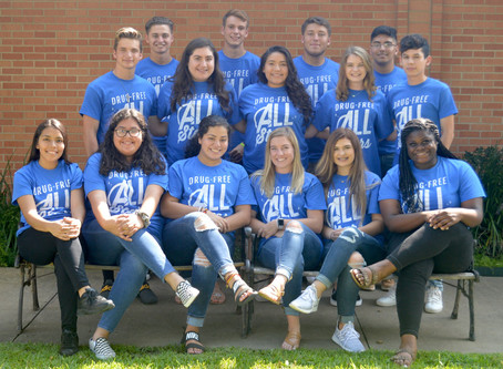 Lufkin ISD Drug-Free All Stars 2019-2020