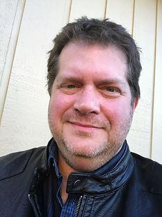 Photo of Mystery writer C.E. Newsom