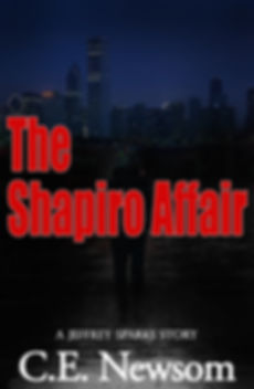 Mystery short story The Shapiro Affair cover