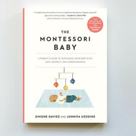 Book -The Montessori Baby valued at 18eur